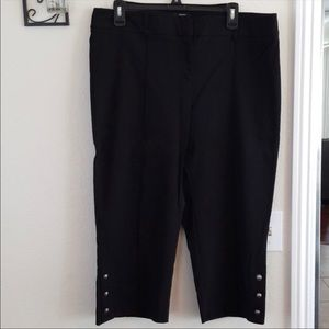 Style & Co. capri pants